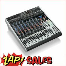 20% off use PEACHY20 Code: Behringer X1622USB 16-Input 2/2-Bus Mixer,XENYX Pream