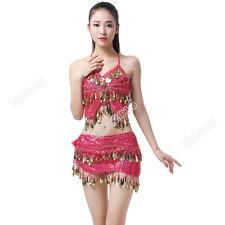 Belly Dance Suit Music Festival Clothing Cosplay Arabian Dance Performance Wear