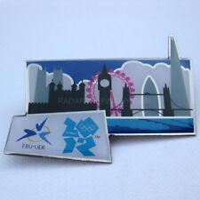 2012 London Olympic EBU-UER Media Pin