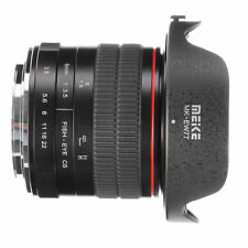Meike 8mm F3.5 Wide Angle Fisheye Camera Lens For Sony E-Mount 3/ 3N/ 5/ 5T/ 5R