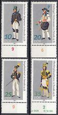 DDR 1978 Mi. Nr. 2318-2321 mit Rand Postfrisch (26440)