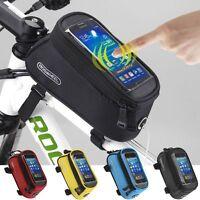 Roswheel Funda Bolso Bolsa Impermeable para Teléfono Móvil Bicicleta Ciclismo