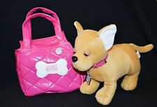 Legally Blonde The Musical Plush Dog Bruiser The Chihuahua & Bag