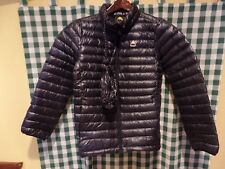 BURTON  DOWN  JACKET YOUTH size  Large PACKABLE W/POUCH