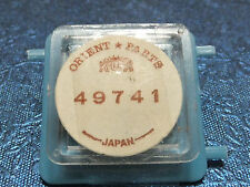 ORIGINAL ORIENT BALANCE COMPLETED CAL. 49741