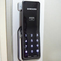 SAMSUNG SHS-P520 Ezon Digital Smart Keyless Door lock Push Inside Pull Outside