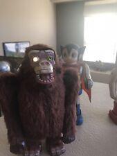 King Kong Gorilla Battery Op Works Made In Japan