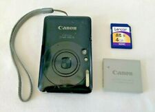 Canon PowerShot Digital IXUS 100 IS Digital ELPH SD780 IS12.1MP 4GB SD CARD