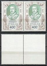 #2155 - Repubblica - Nascita di Frescobaldi, 1983 - Nuovi (** MNH) / Varietà