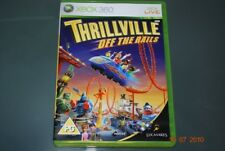 THRILLVILLE Off The Rails XBOX 360 PAL de RU