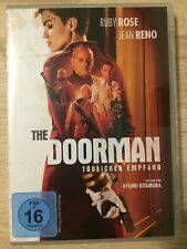DVD The Doorman Tödlicher Empfang (2020), FSK 16
