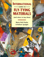 ORD CLARKE FLYTYING BOOK GUIDE TO FLYTYING MATERIALS & WHERE TO BUY THEM bargain