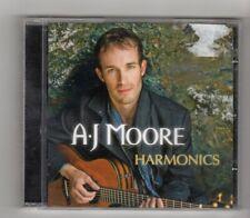 (IR645) AJ Moore, Harmonics - 2011 CD