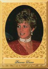 Princess Diana, Princess of Wales --- Royal Family Trading Card, Not a Postcard