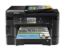 Epson WorkForce WF-3540 All-In-One Inkjet Printer