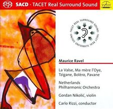 Ravel: La Valse, Ma Mere L'Oye, Tzigane, Bolero, Pavane, New Music