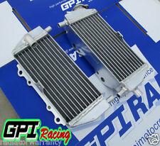 high perf radiator Kawasaki KX125/KX250 1994-2002 94 95 95 96 97 98 99 00 01 02