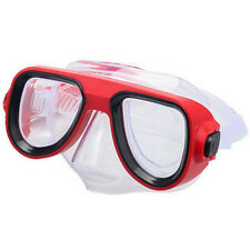 Children Kid Silicone Scuba Swimming Snorkeling Diving Mask Anti-Fog Goggles SIN