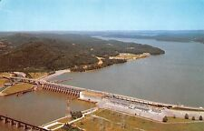 USA Chickamauga Dam And Lake Chattanooga Tennessee Aerial view