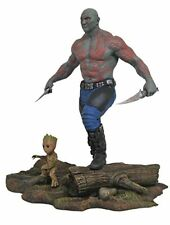 Marvel - Gallery - Drax & Groot - Diamond Select