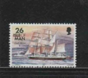 ISLE OF MAN #549 1993 LORD NELSON MINT VF NH O.G