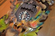 "Tedesco Foresta nera ""Hunter"" CUCKOO CLOCK"