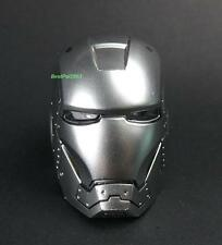 Hot Toys MMS150 Iron Man 2 Mark II Armor Unleashed Ver. 1:6 Scale Helmet Head