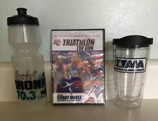 Ironman 70.3 Triathlon Video; Chattanooga Water Bottle; AllWorld Athlete Tervis