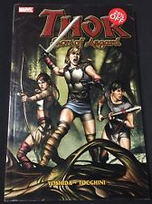 THOR Son of Asgard TPB - Marvel Comics