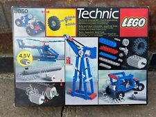 Lego Technic 8050 Universal Motor Set complete with box