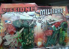 Set aerei e mezzi militari guerra Kit gioco di qualità giocattolo toy