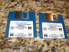 Shackled Atari St (PC) Game 3.5 Inch Floppy Disc