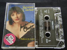 Suzanne Clachair - Believe In Love 1991 Tape Cassette (C22)