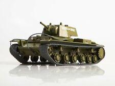 Nashi tanki NT020 1/43 KV-8 Soviet Flame tank WW2 Tank 1942-43     1942
