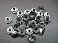 25 pcs 10-32 zinc plated nuts with mastic sealer Chrysler Dodge Plymouth AMC