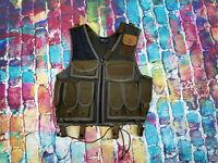 AK16 Galls Tactical Vest Shooting Fishing Green Medium Large Extra Large