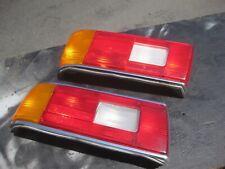BMW E23 733i 735i 745i New taillights Complete L/R // XLNT NOS / NLA!