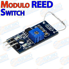 Modulo interruptor Reed Sensor magnetico de laminas switch MagSwitch