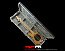 PREMIUM ELECTRIC BASS GUITAR CASE SUIT PRECISION / JAG / JAZZ MOLDED PLUSH LINED