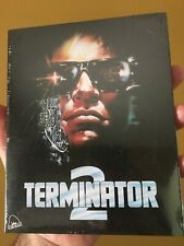 Shocking Dark w/Ltd Edition Oop Terminator 2 Slipcover Blu-Ray Severin Brand New