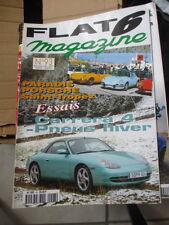 FLAT 6 n°93 : Essai PORSCHE 996