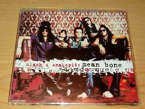 SLASH'S SNAKEPIT MEAN BONE CD 2000 SUPER RARE.