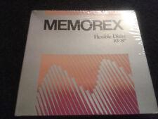 Memorex 8 Inch Floppy Disks, Museum Quality
