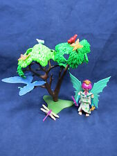 Playmobil Fairy Lot Tree Dragonfly Butterflies Cute HTF Great Gift B13 1.6