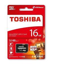 TARJETA DE MEMORIA MICRO SD 16GB+ ADAPTADOR SD CLASE 10