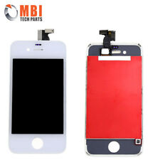 iPhone 4S Replacement LCD Screen & Touch Screen Digitizer Glass White