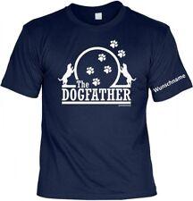 T-Shirt 5 xl -The Dogfather- Yorkshire Yorky Yorki Yorkie