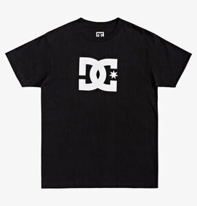 DC Shoes - T-shirt Star HSS - Noir - ADYZT04794-KVJO