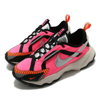 Nike Wmns TC 7900 LX 3M Pink Blast Reflect Silver Women Chunky Shoes CU7763-600