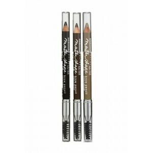 MAYBELLINE Master Shape Brow Pencil & Brush - CHOOSE - NEW